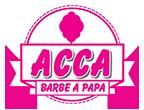 Acca – Barbe à papa Logo